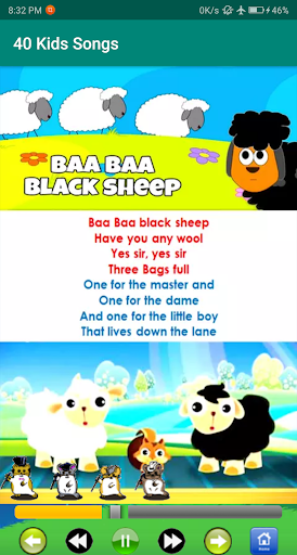 kids song - best offline nursery rhymes screenshot 3