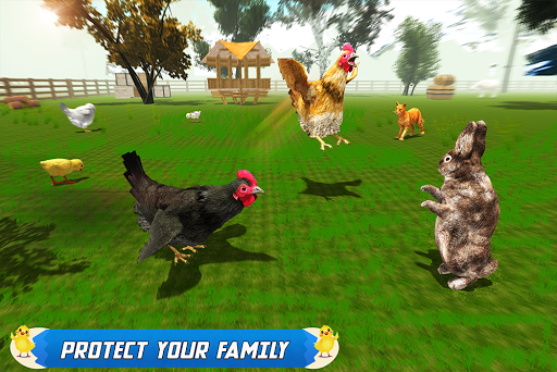 New Hen Family Simulator screenshot 16