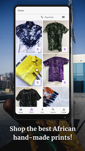 Tiwa - Buy & sell the very best of African Fashion screenshot 2