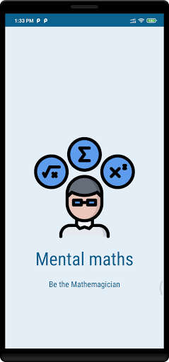 Mental Maths screenshot 1