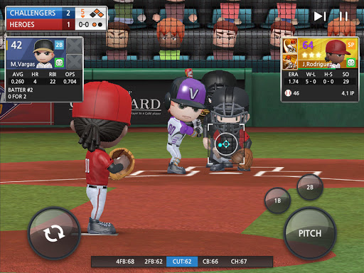 BASEBALL 9 screenshot 13