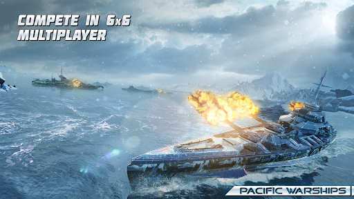 Pacific Warships screenshot 2