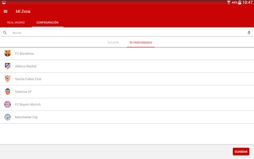 AS - News and sports results. screenshot 9