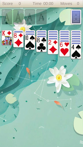 Solitaire card game 屏幕截图 4