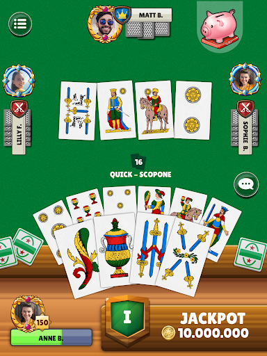 Scopa screenshot 9