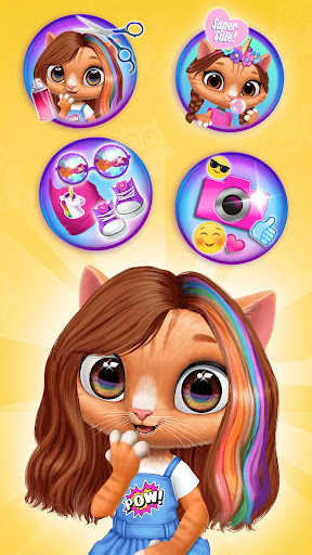 Amy's Animal Hair Salon screenshot 2