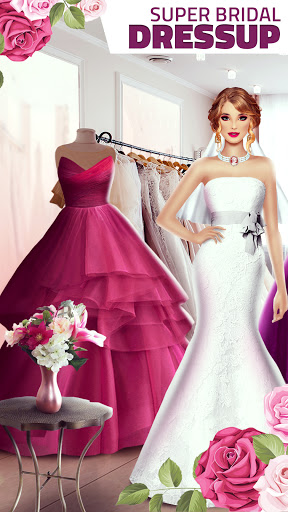 Super Wedding Stylist 2021 Dress Up & Makeup Salon screenshot 1