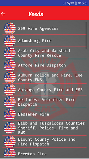 Fire and EMS Scanners screenshot 6