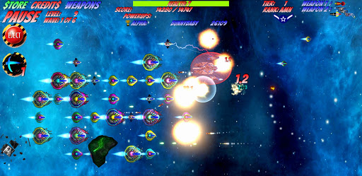 Space D-Fense screenshot 3
