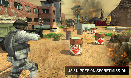Army Mission Games screenshot 2