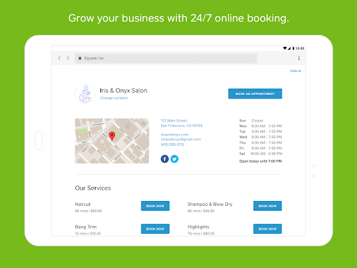 Square Appointments screenshot 11