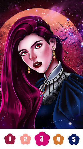 Color Art:Paint by Number&Color by Number for Free screenshot 21