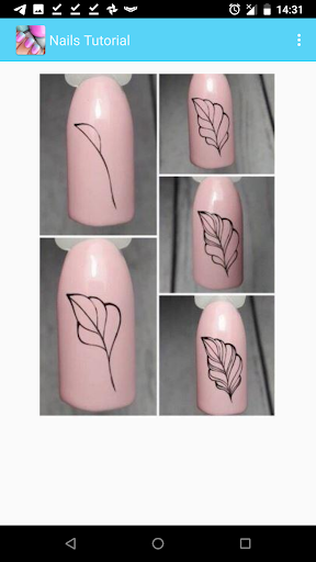Collection of Nails Designs screenshot 3