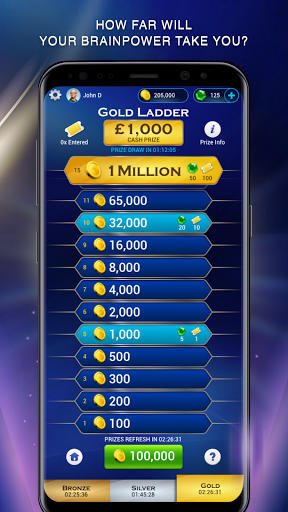 Who Wants to be a Millionaire screenshot 4