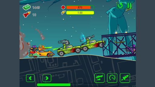 Spy Car screenshot 10
