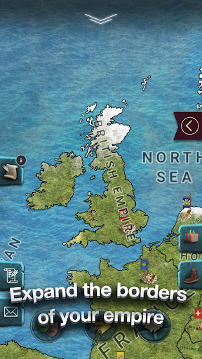 Europe 1784 - Military strategy screenshot 1