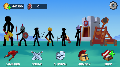 Stickman War Legend of Stick screenshot 8