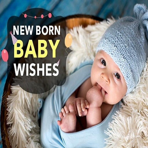 New born baby greetings wishes quotes screenshot 2