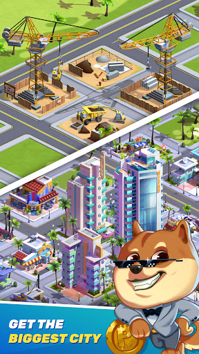 Idle Cash City screenshot 1