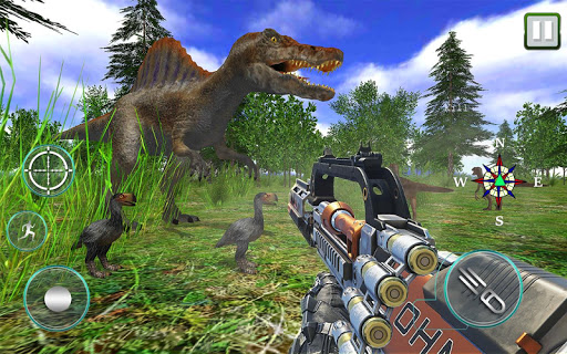 Dinosaur Hunter 3D screenshot 1