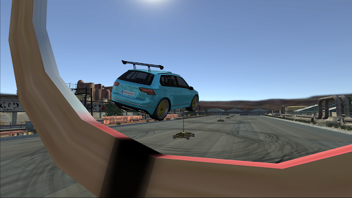Tiguan Driving&Parking&Racing Simulator 2021 screenshot 4