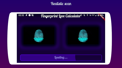 FingerPrint Love Meter screenshot 3