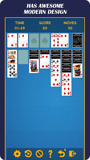 Solitaire Time screenshot 2