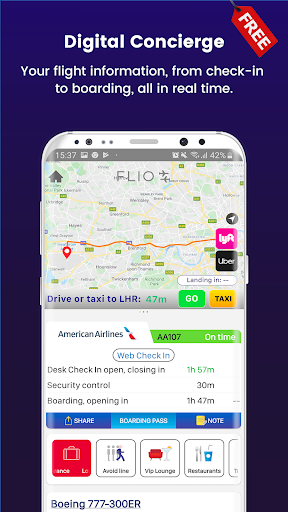 FLIO - Your personal travel assistant screenshot 2