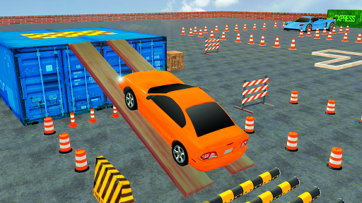 Street Car Parking 3D screenshot 10