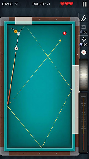 Pro Billiards 3balls 4balls screenshot 3