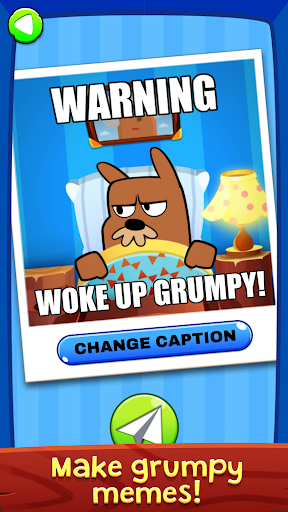 My Grumpy - The World's Moodiest Virtual Pet! screenshot 6