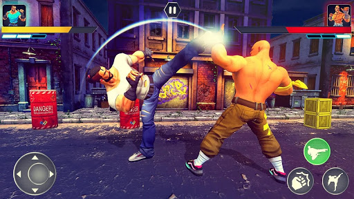 Kung fu fight karate offline games 2020 screenshot 13