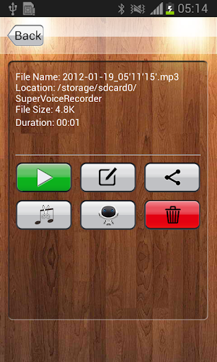 Voice Recorder screenshot 5