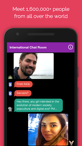 Anonymous Chat Rooms, Dating App screenshot 2