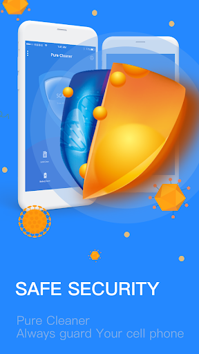 Pure Cleaner-Booster, Charge Faster, Phone Cleaner screenshot 1