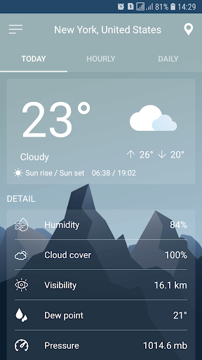 Weather Forecast screenshot 17