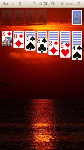 Solitaire card game 屏幕截图 7