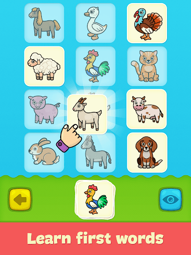 Baby flash cards for toddlers screenshot 11