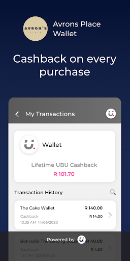 Avrons Place Wallet screenshot 1