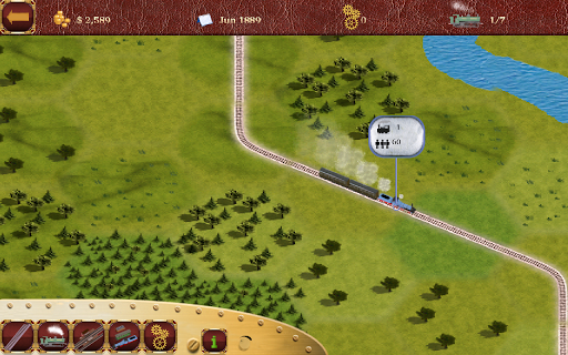Railroad Manager 3 screenshot 13