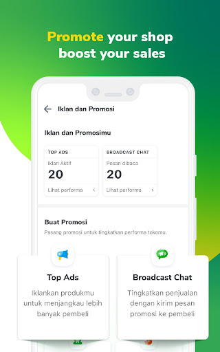 Tokopedia screenshot 12