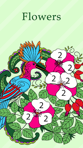 Color by number free screenshot 21