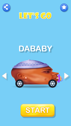 Dababy Let's Go Game screenshot 1