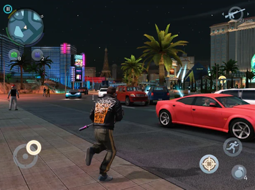 Speed Gangstar screenshot 2