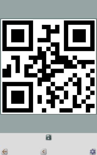 1D/2D Code Scanner screenshot 11