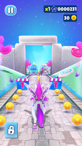 Magical Pony Run screenshot 17
