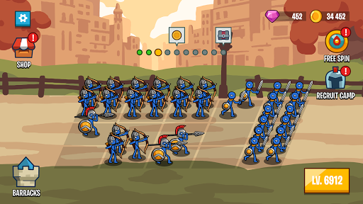 Stick Wars 2 screenshot 4