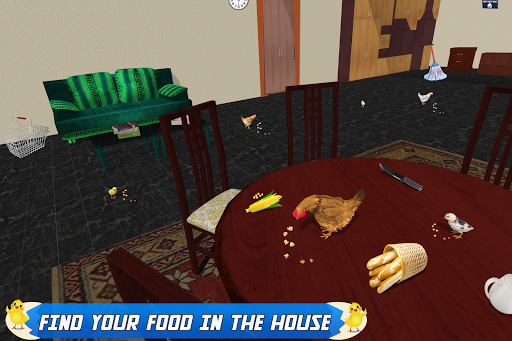 New Hen Family Simulator screenshot 5