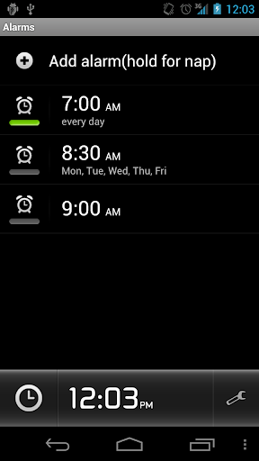 Alarm Clock Plus screenshot 2