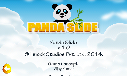 Panda Slide screenshot 2